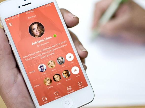 Profile page UI Design