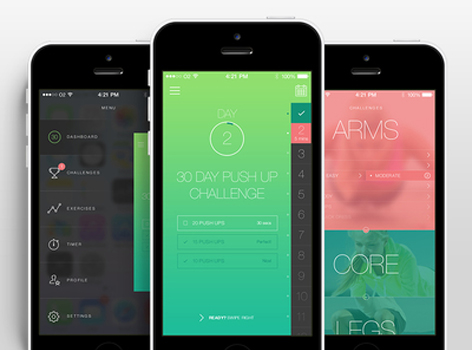 Fitness-App-UI