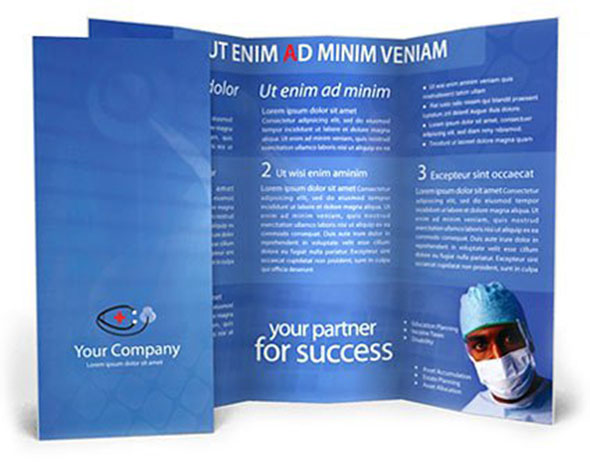 26 Free Medical Brochure Template